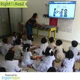Educational Technology Deployed in Sri Lanka Schools to Improve English Reading and Comprehension.