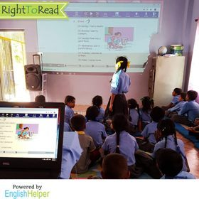 English literacy, technology and education, reading and comprehension