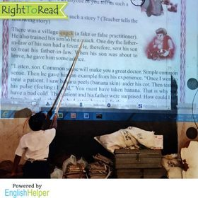 RightToRead - An Edtech Reading and Comprehension Solution for Students   Odisha