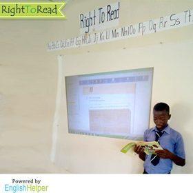 RightToRead – An Edtech Initiative in Seirra Leone Schools