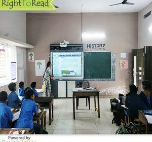 RightToRead class