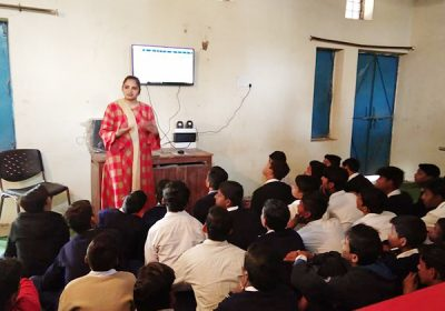 Technology In Education Shaping The Future of English Literacy in Haryana