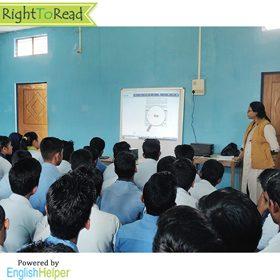 RightToRead An Edtech English Literacy Initiative in Assam